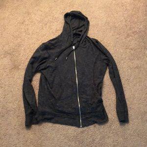 Lightweight Hooded Full-Zip
